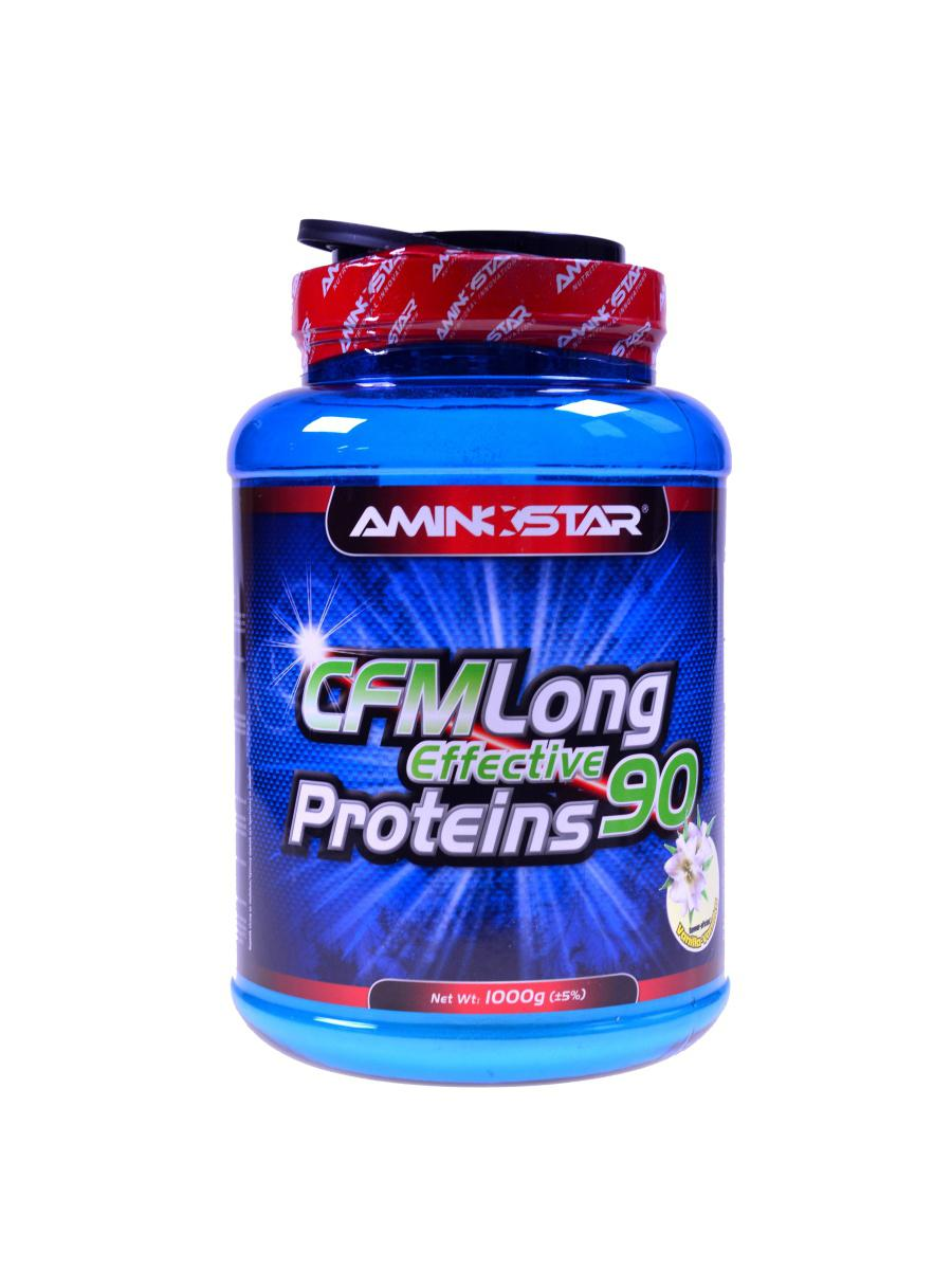 Aminostar CFM Long Effective protein 1000 g - čokoláda