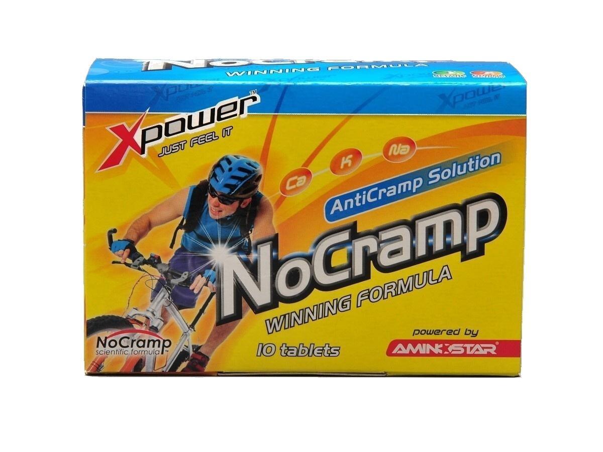 Aminostar Xpower NoCramp 10 tablet