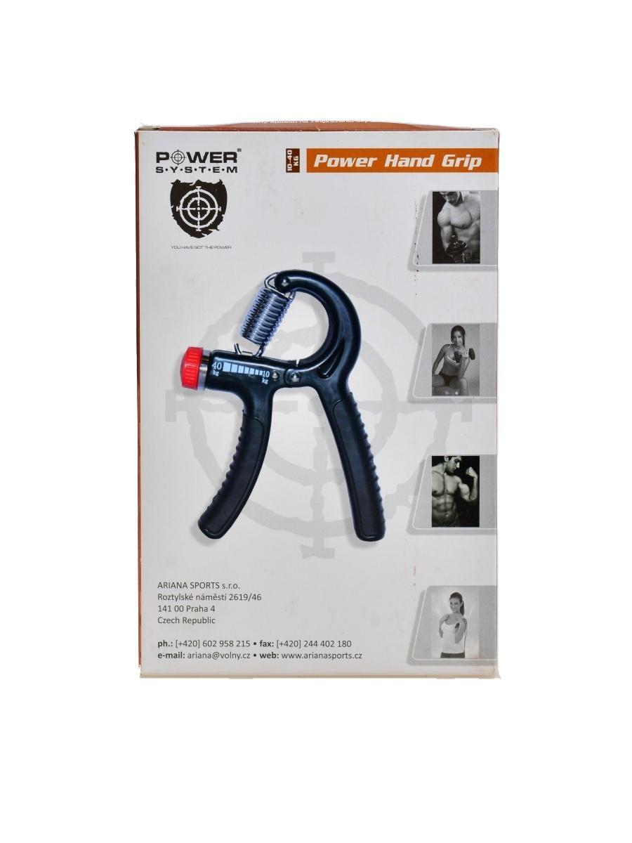 Power System Posilovač zápěstí Pow.hand grip PS-4021