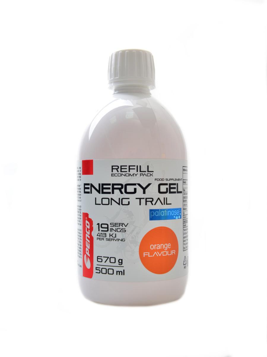 Penco Energy gel 670g 500ml - pomeranč